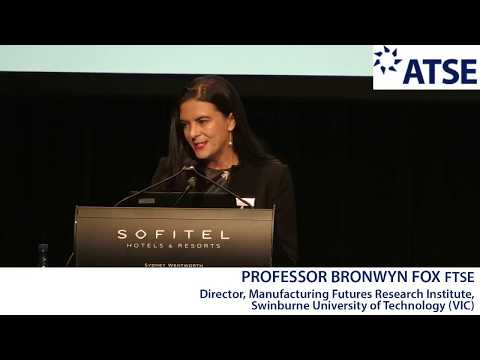 ATSE 2017 New Fellow: Professor Bronwyn Fox