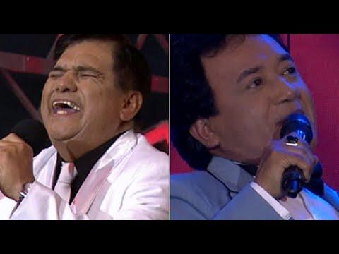 Lucho Barrios llegó al programa para retar a José José
