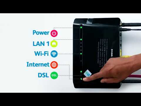 How to setup your Telkom supplied D-Link DSL-2750U Router