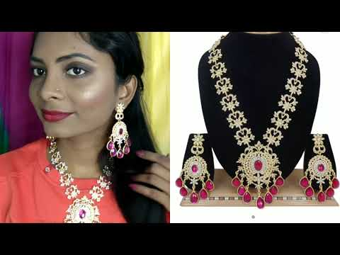 Flipkart Bridal Jewellary Haul | Wedding Jewellery | Cheapest Bridal Jewellery |
