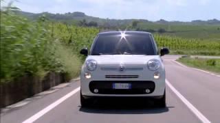 Fiat 500L - Test Drive