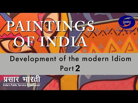 The Paintings Of India