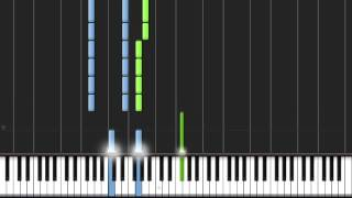Yeah Yeah Yeahs - Maps (Synthesia)