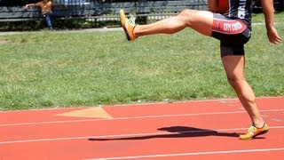 3-Speed Training Drills | Sprinting