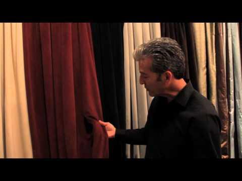 Signature Blackout Velvet Curtains By Half Price Drapes
