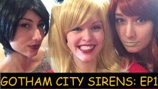 Gotham City Sirens - EP1 - Homeward Bound