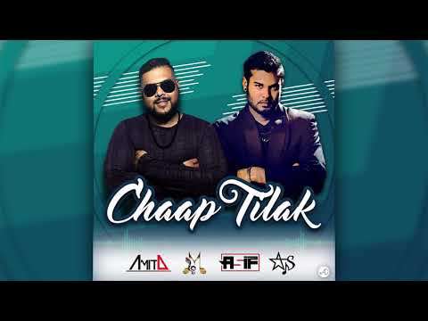 Chaap Tilak (Cover) - Amit Sooknanan and Amit D | Bollywood Remake (2018)