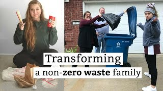 Zero Waste Tips for Families & Beginners | Ep. 1 The Zero Waste Transformation