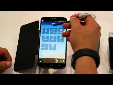 Alcatel One Touch Hero 2 hands-on @ IFA 2014