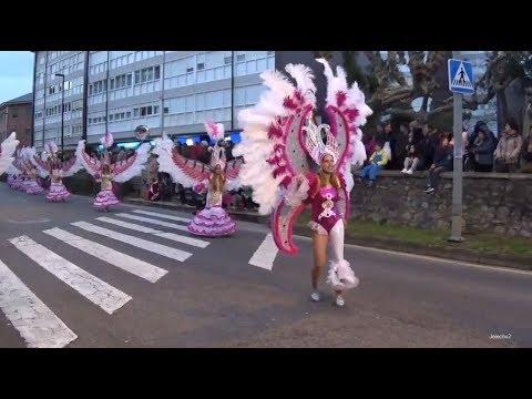 Carnaval de Llanes 2018