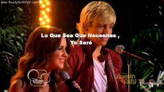 Austin & Ally-You Can Come To Me(Subtitulada a Español)