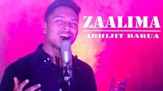 Zaalima Cover by ABHIJIT BARUA | Raees | Shahrukh khan | Arijit Singh | vignesh vicky
