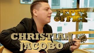 CHRISTIAN JACOBO VISITA A PEPE GARZA - Pepe