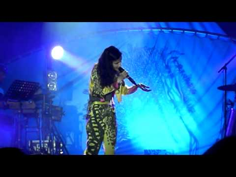 Laleh - Live tomorrow @ Garden Party, Helsinki 27.6.12