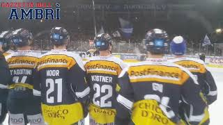 After Game Show nach dem 6:4 Derbysieg vom 15.2.2019