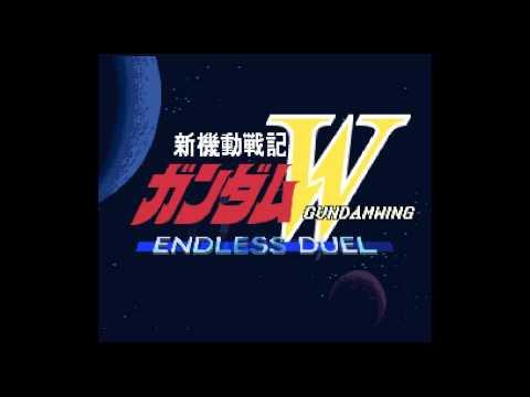 Gundam Wing: Endless Duel (SNES) - Rhythm Emotion (Intro) (Yamaha Motif ES)