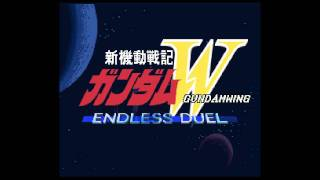 Gundam Wing: Endless Duel (SNES) - Rhythm Emotion (Intro) (Yamaha Motif ES)