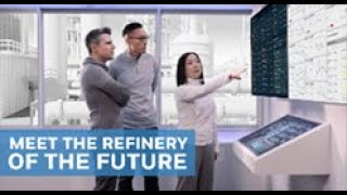 Meet the Refinery of the Future   Honeywell UOP  