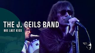 The J. Geils Band - One Last Kiss (House Party Live In Germany)