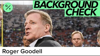 How Roger Goodell Rose to the Top of the NFL thumbnail