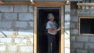 видео Входные металлические двери в котельную
