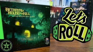 Flatulent Frights - Betrayal at House on the Hill (Pt 1) - Let's Roll