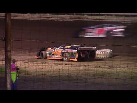 Hummingbird Speedway (6-16-18): Swanson Heavy Duty Truck Repair Semi-Late Model Feature
