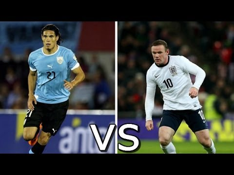FIFA 2014: England vs Uruguay In a Do-Or-Die Match   #WorldCup2014
