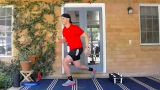 EXOS 40-min Strength Workout with Joel