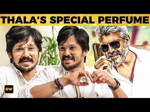 Thala Ajith's Super Perfume - Nakkhul Reveals | Sei