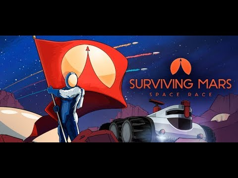 Holy Dome - Surviving Mars Space Race (Brazil) Part 28 |