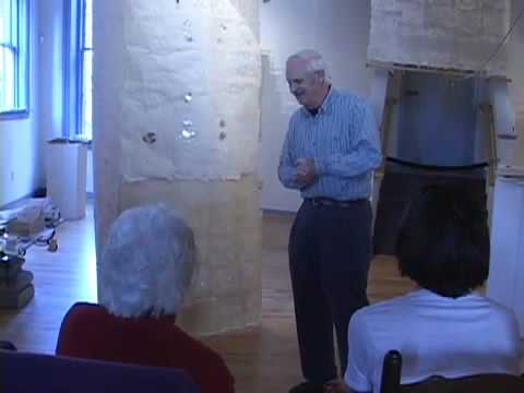 Richard Lee Gallery Talk, Part One