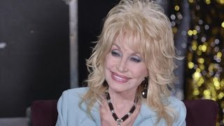 It's true! Dolly Parton admits she has tattoos | Larry King Now | Ora.TV