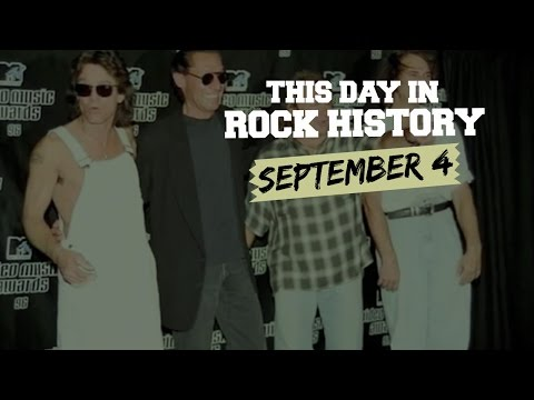 Van Halen Reunite (Briefly), the Who Get Robbed - September 4 in Rock History