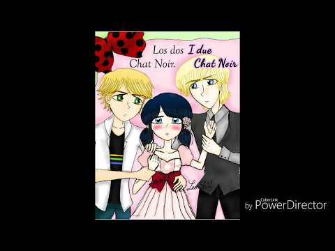 ML comic: I due Chat Noir (Los dos Chat Noir's)