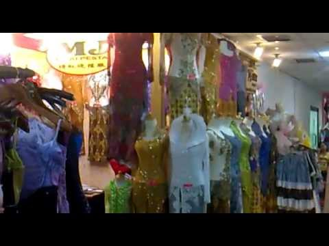 Kebaya Muslim Gaun Baju Pesta Mj Itc Mangga Dua Lt 5b