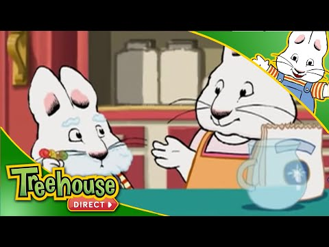 Max & Ruby: Ruby's Gingerbread House / Max's Christmas Passed / Max's New Year - Ep.44