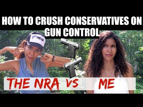 how-to-crush-conservatives-on-gun-control