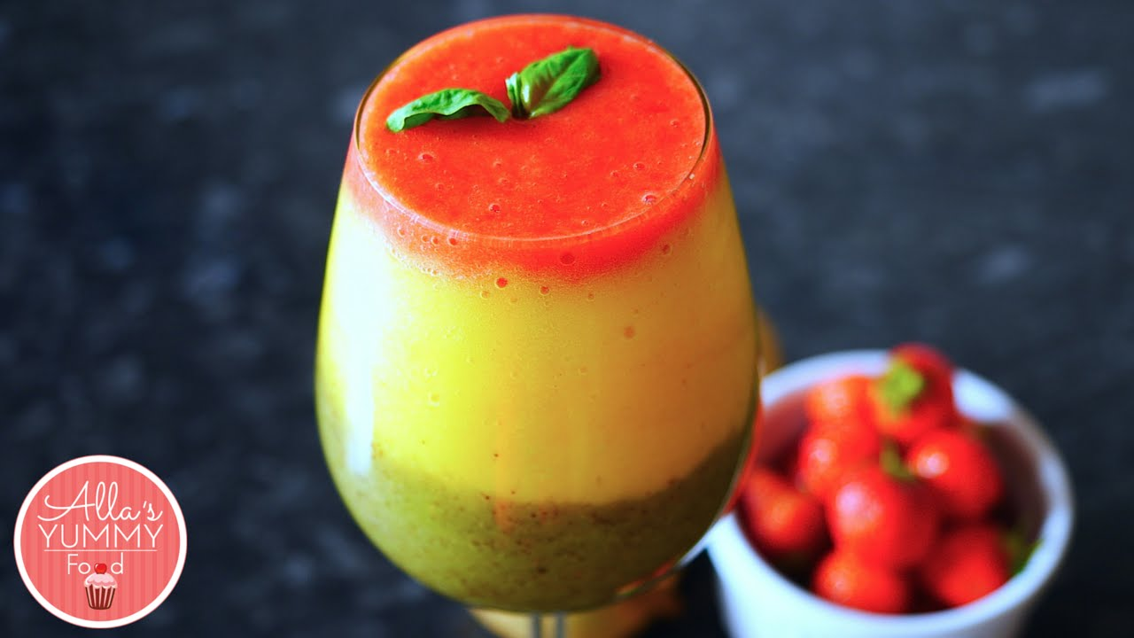 Mixed Drink To Make With Frozen Fruit