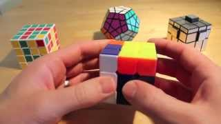 Cube In A Cube In A Cube Tutorial - Easy Method - 3x3x3 Cube Rubiks
