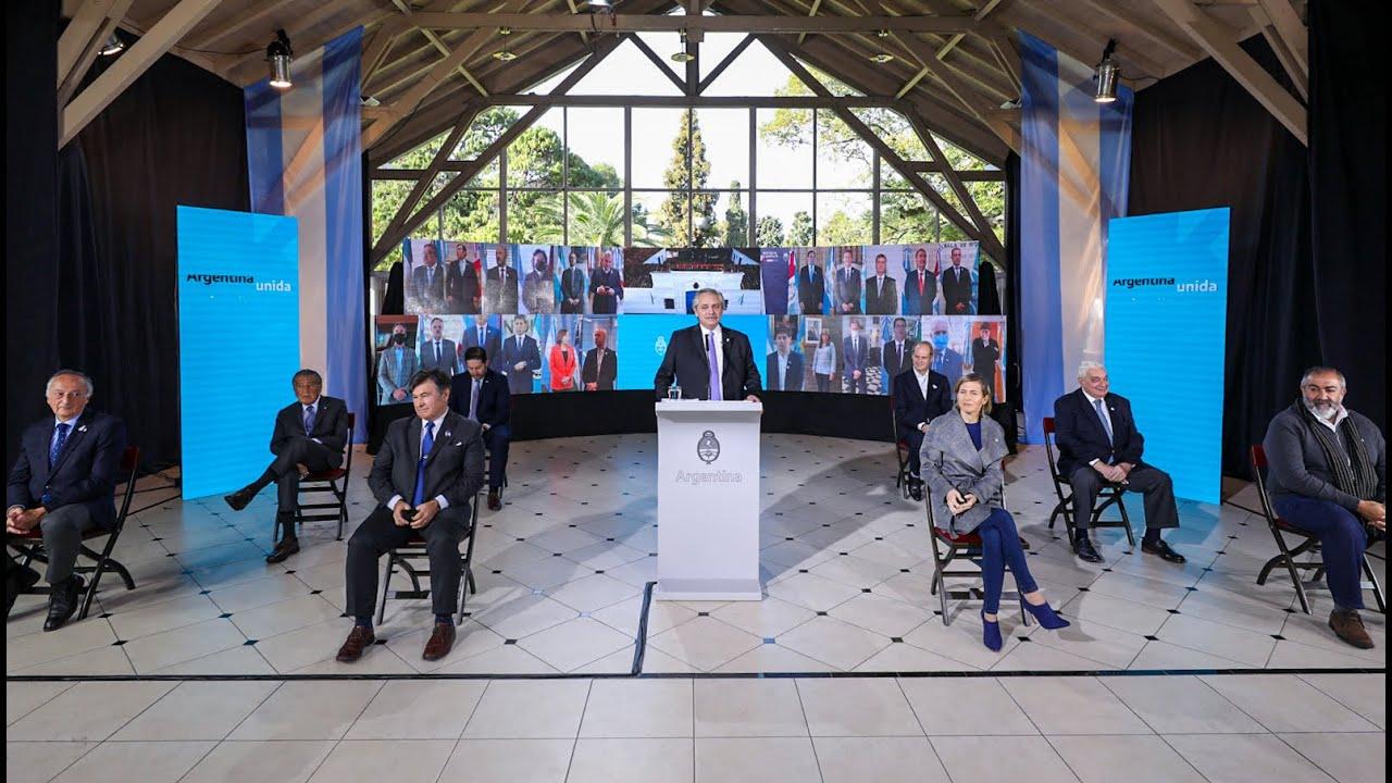 Acto central por el 204° aniversario de la Declaración de la Independencia - 9/7/2020