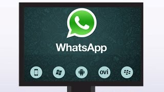 WhatsApp coming to PC 2015!