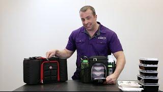 Isobag 3 Meal vs 6 Pack Bags Innovator 300