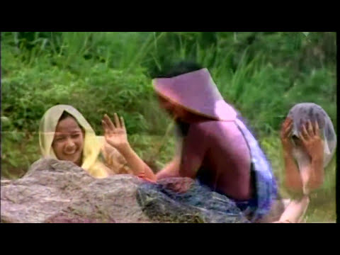 Viral !!! Cantiknya Umi Pipik jadi Model video klip - Kandaga - Alam Desa