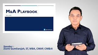 Valuasi Merger dan Akuisisi - Buku Merger & Acquisition Playbook