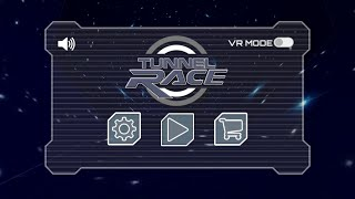 VR Tunnel Race Free (2 modes)
