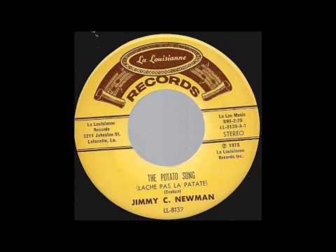 Jimmy C. Newman - The Potato Song - '73 Cajun on La Louisianne label