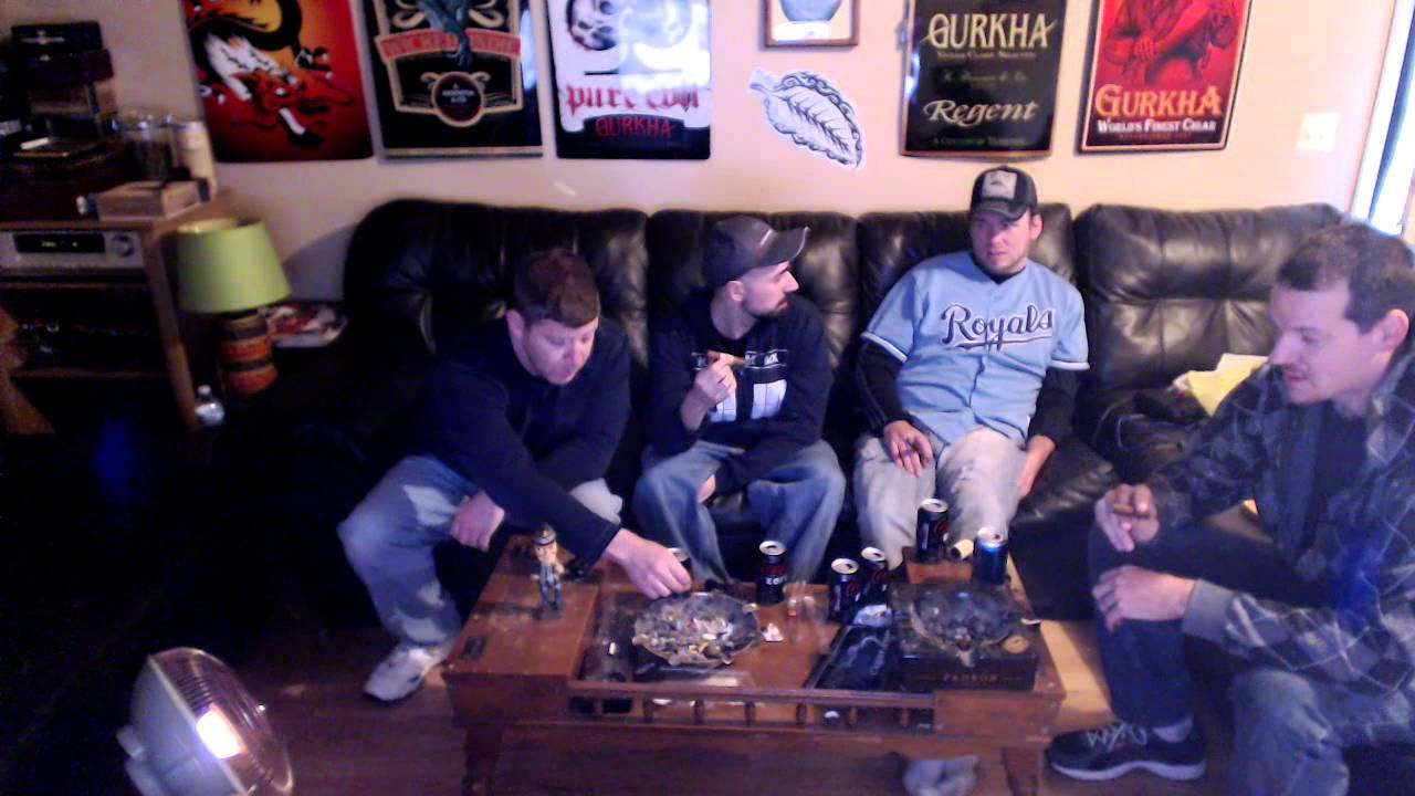 Cigar Episode 146 Table 36 Cigars Integrity And Fellowship