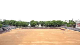 Queen's Birthday Parade - Time Lapse - 13 Jun 2015 [trooping The Colour]