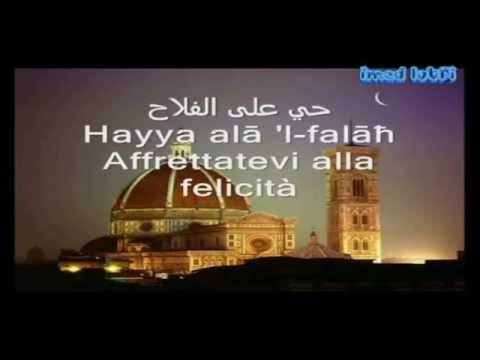L'adhan (La chiamata alla preghiera)